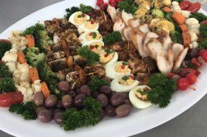 health platter